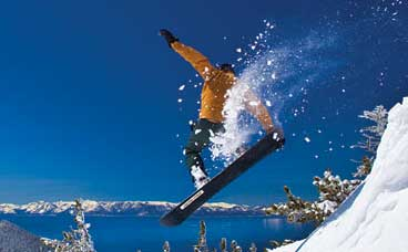 California ski resort shuttle transportation