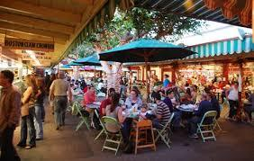 Dining at The Grove