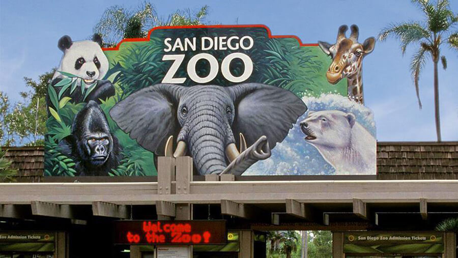 San Diego Zoo and Balboa Park, CA