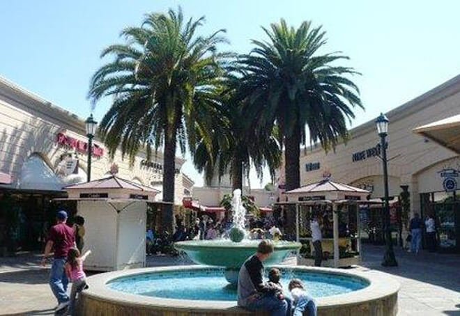 Carlsbad Outlet Mall