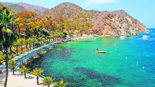 Catalina Day Trip Tours, Sightseeing, Golf, Dining, Activities, & Shopping