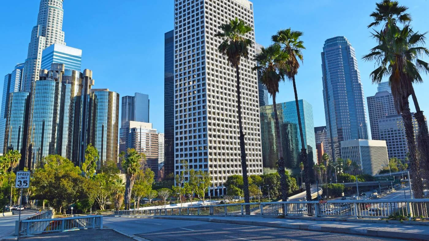 Los Angeles Day Trip Sightseeing, Dining & Shopping