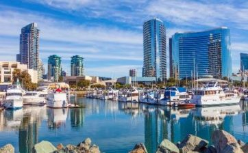 San Diego Day Trip Sightseeing, Dining & Shopping